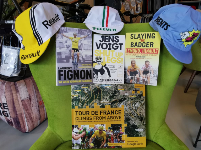 The Vuelta has started, and we are still in the post - Tour de France blues...
