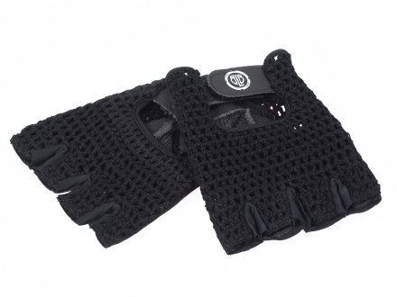 CYCLING GLOVES BLACK BLB