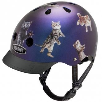 HELMET SPACE CATS NUTCASE