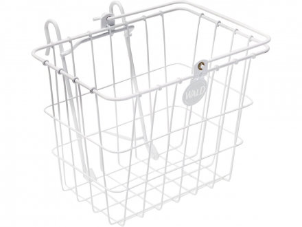 BASKET 114 COMPACT QUICK RELEASE WHITE WALD