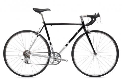 BICIKL 4130 ROAD CRNI/METALIK 8spd STATE BICYCLE & Co.