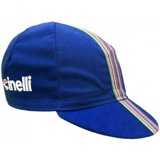 CYCLING CAP CIAO BLUE CINELLI