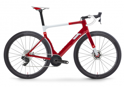 BICIKL STRADA CONCEPT3 RED ETAP / CHRIS KING 3T