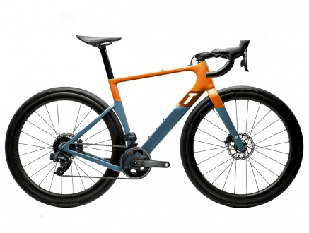 BICIKL EXPLORO RACE ORANGE FORCE AXS 2X 3T