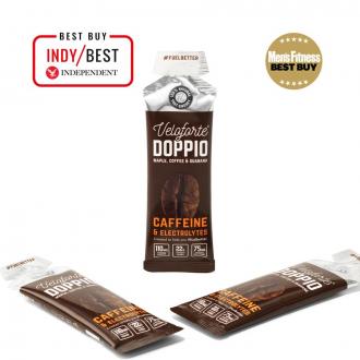 GEL ENERGETSKI DOPPIO NATURAL CAFFEINE 33g VELOFORTE