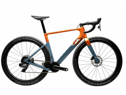 BICIKL EXPLORO RACE ORANGE FORCE AXS 1X TORNO 3T