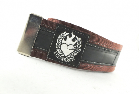 STRAP FOR PANTS BROWN FELVARROM