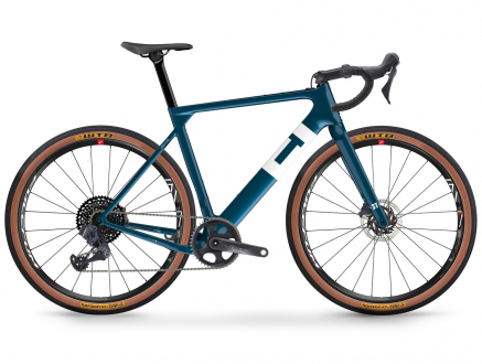 BICIKL EXPLORO TEAM FORCE/EAGLE ETAP TAMNO PLAVI 3T