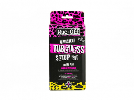 TUBELESS SETUP SET ULTIMATE 44mm/30mmX10m MUC-OFF