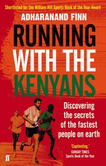 KNJIGA RUNNING WITH THE KENYANS Adharanand Finn