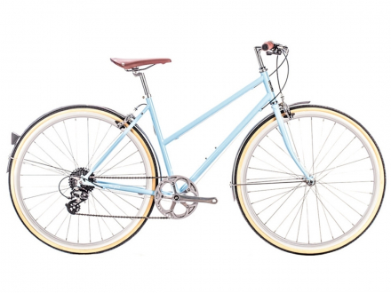 BICYCLE ODESSA LADIES 8SPD MARYLAND BLUE 6KU